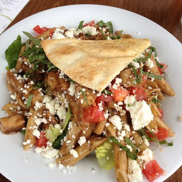 Mr Taziki's Pasta Special @ Taziki's Mediterranean Cafe