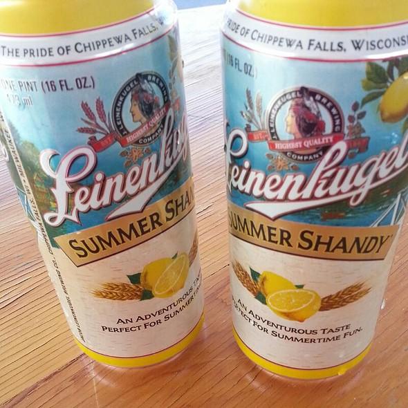 Leinenkugel's Summer Shandy @ Las Vegas Foodie Fest