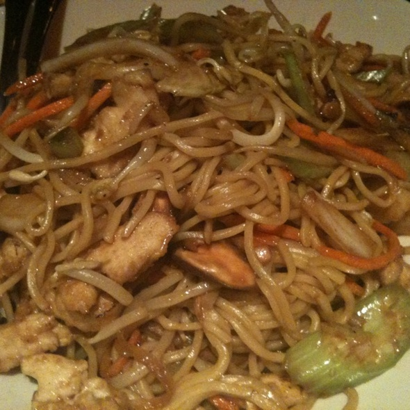Lo Mein @ P F Chang's China Bistro