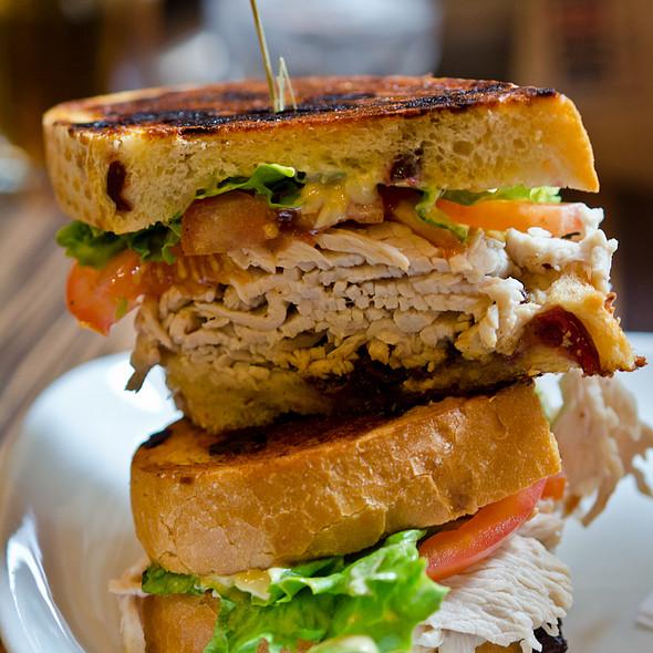 Sourdough Turkey Sandwich  - Rogue Kitchen & Wetbar, Vancouver, BC