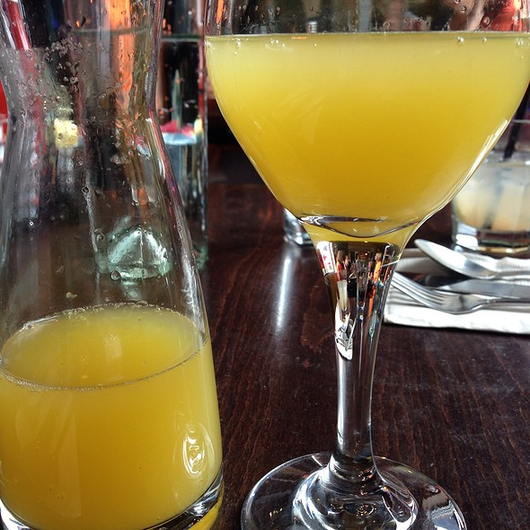 Mimosa - Commissary DC, Washington, DC