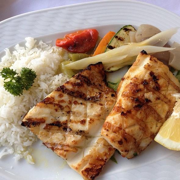 Grilled Squid @ Taverne Nikos