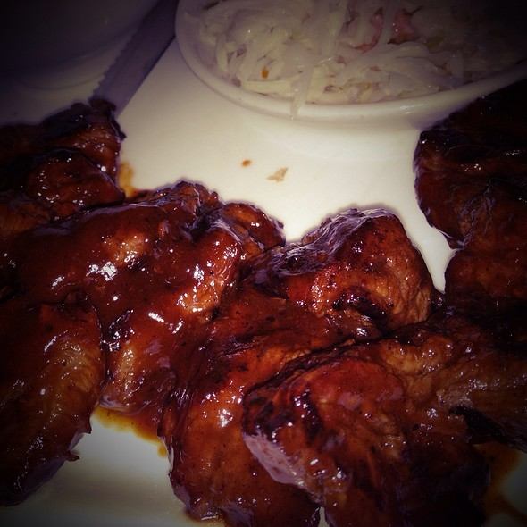 Jameson Bbq Rib Tips @ Mr Dooley's Boston Tavern