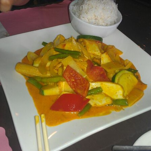 Penang Curry @ My Thai Vegan Cafe