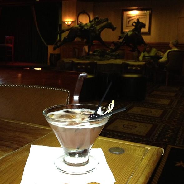 The Brazos Brasiliensis Batini - Driskill Grill - Driskill Hotel, Austin, TX