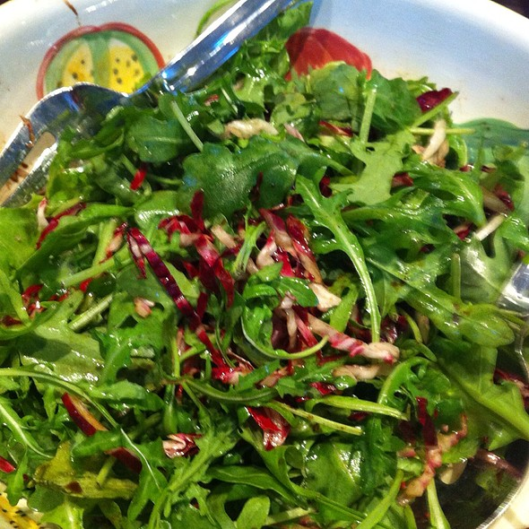 Salade De Roquette @ Chez Marie Jo Et Reynald