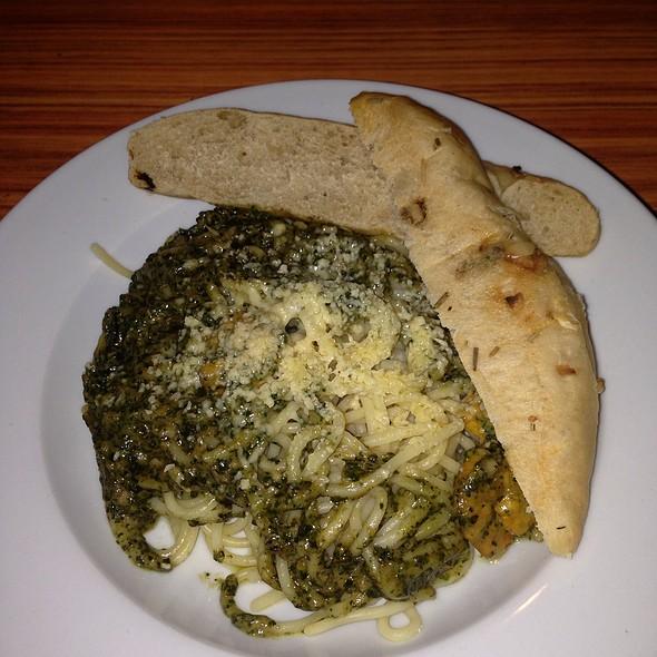 Malunggay Pesto Pasta @ Tsoko Nut Batirol (SM Makati)
