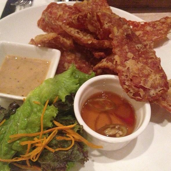 Bacon Chicharon @ 2nd's