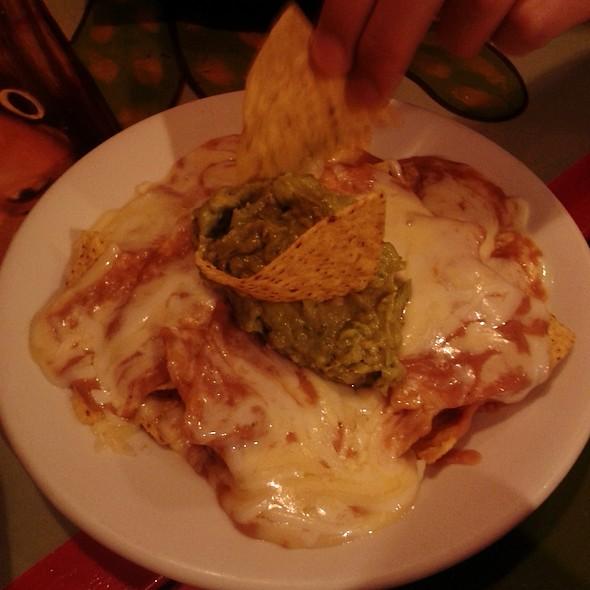 Chili Cheese Nachos @ El Chaparrito