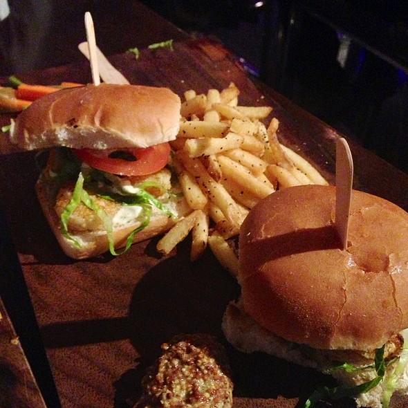 Louisiana Shrimp Po'Boys @ &Company Resto Bar