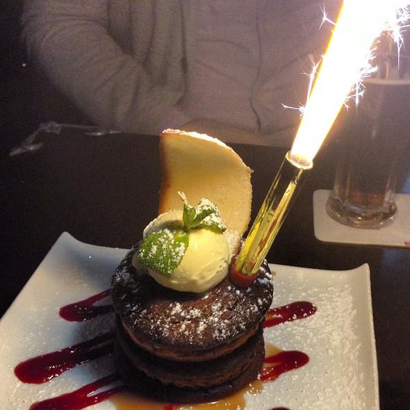 Brownie Cookie @ &Company Resto Bar