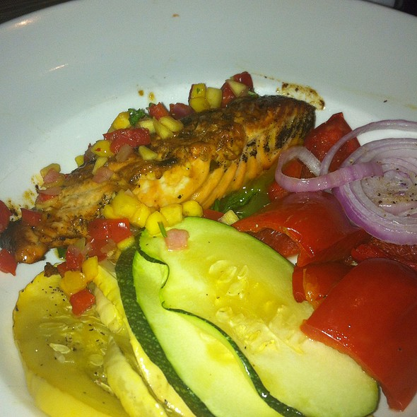 Mango Glazed Salmon - Havana Central Ridge Hill, Yonkers, NY