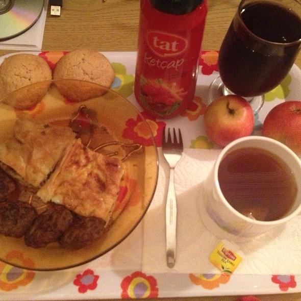 Akşam Yemeği @ Ev