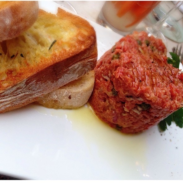 Black Angus Tartare @ Pacific Times