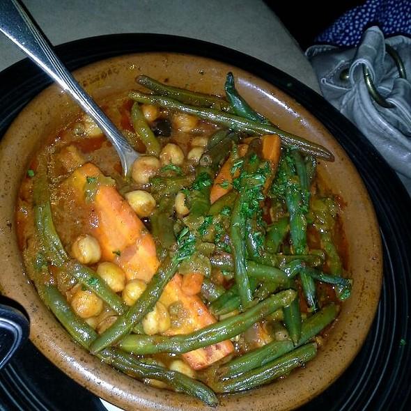 Veggie Berber Tangine