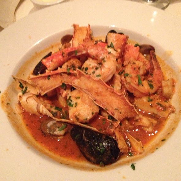 Cioppino @ Osetra The Fish House