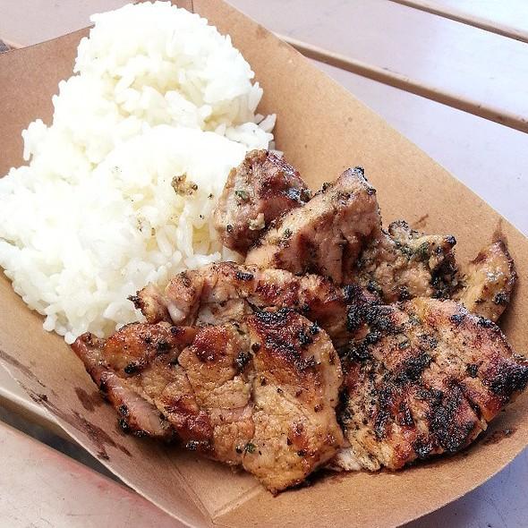 Pork medallions bowl @onotogo @tastetable @ Ono To Go