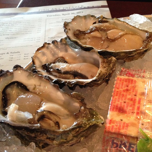 Otter Cove Oyster - Mitchell's Fish Market - Newport, Newport, KY