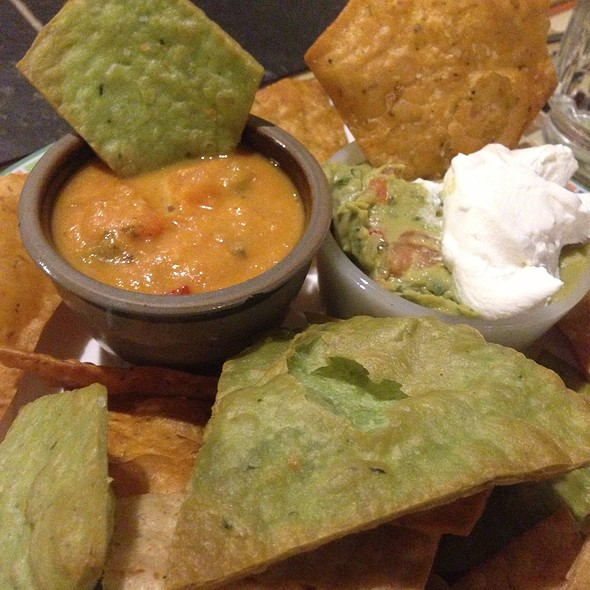 Chips and Guacamole - Under The Moon Cafe, Bordentown, NJ