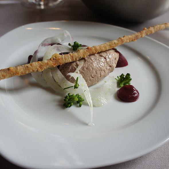 Chicken Liver Mousse - Brasserie Française Chez Jules, Québec, QC