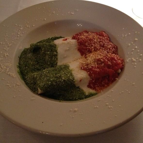 Veal Cannelloni - La Fontana Siciliana, Seattle, WA
