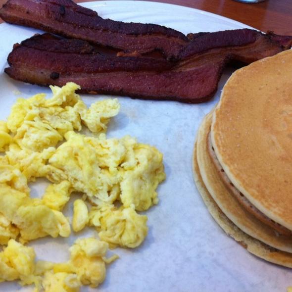 1-2-3 @ Pancake Cafe