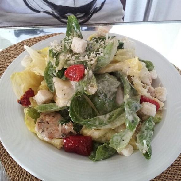 Ceaser Salad @ 100 Ft Boutique Restaurant