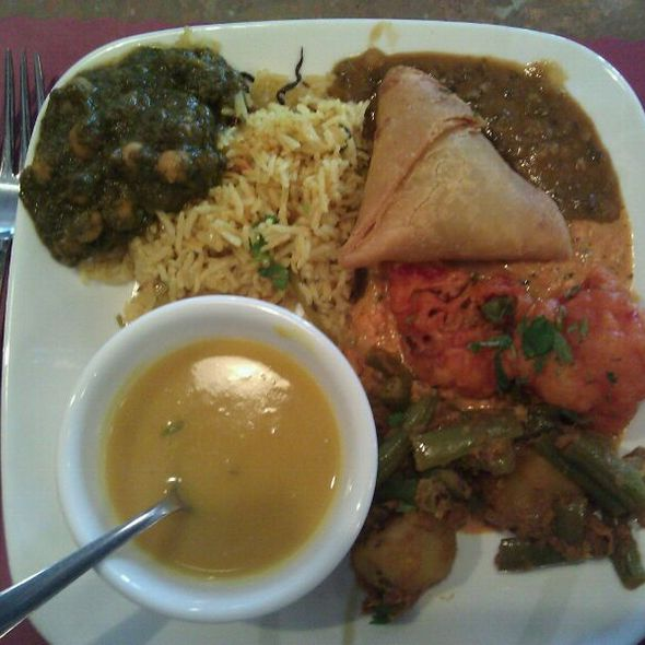 Aman 39 s indian bistro menu chalfont pa foodspotting for Aman indian cuisine