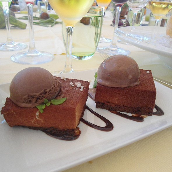 Mint-Chocolate Pavé