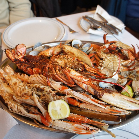 Mariscada | Seafood Party @ Restaurante Vila II