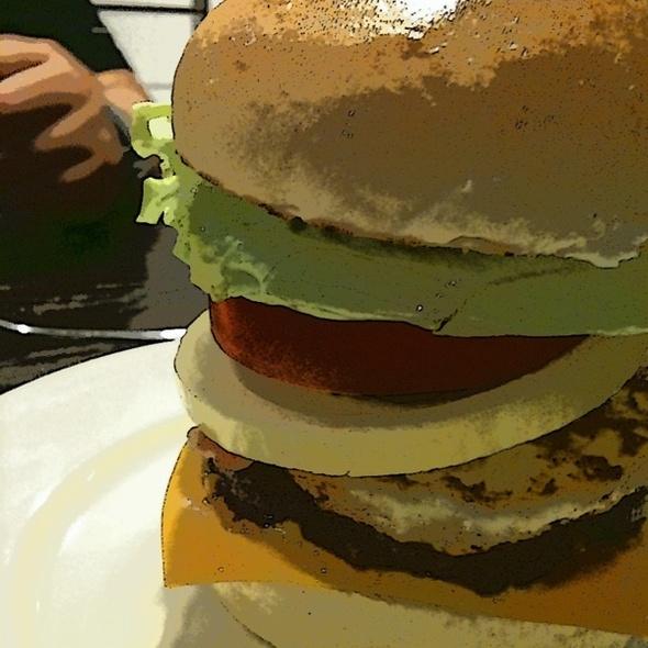 Burger @ Kraze Burger
