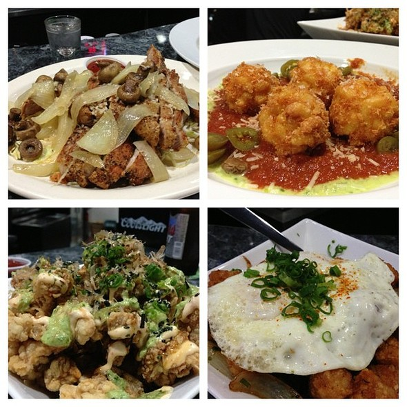 Food @underdogshonolulu food food @ Underdogs Sports Bar And Grill