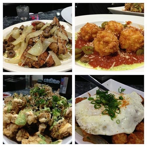 Food @underdogshonolulu food food @ Underdogs Sports Bar And Grill