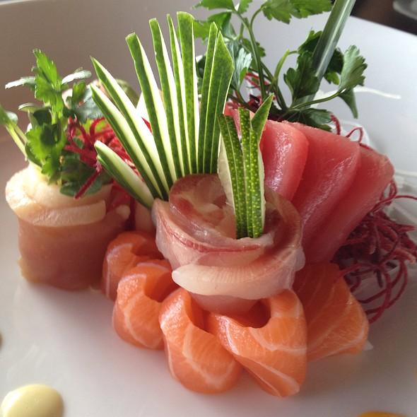 Sashimi Dinner Plate - Sakana Sushi, Wayzata, MN