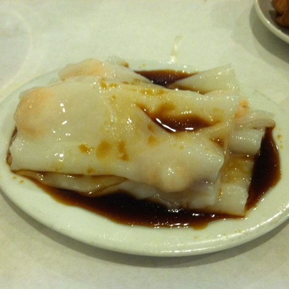 Shrimp In Rice Roll