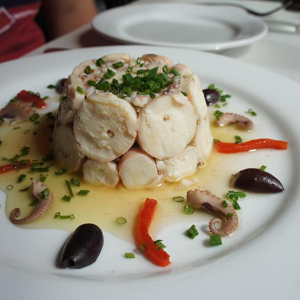 Octopus & Lentil Salad in Vinaigrette - L'Express, Montreal, QC