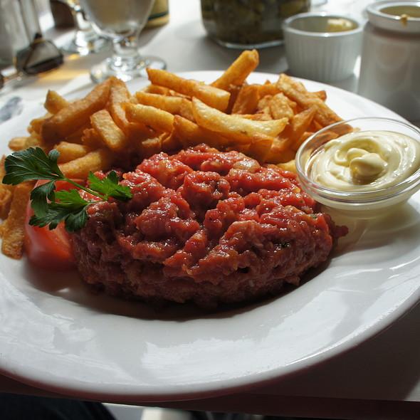 steak tartare - L'Express, Montreal, QC