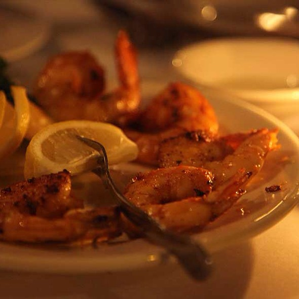 Shrimps - Cafe Español, New York, NY