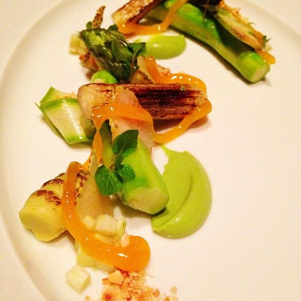 Asparagus, Green Strawberry