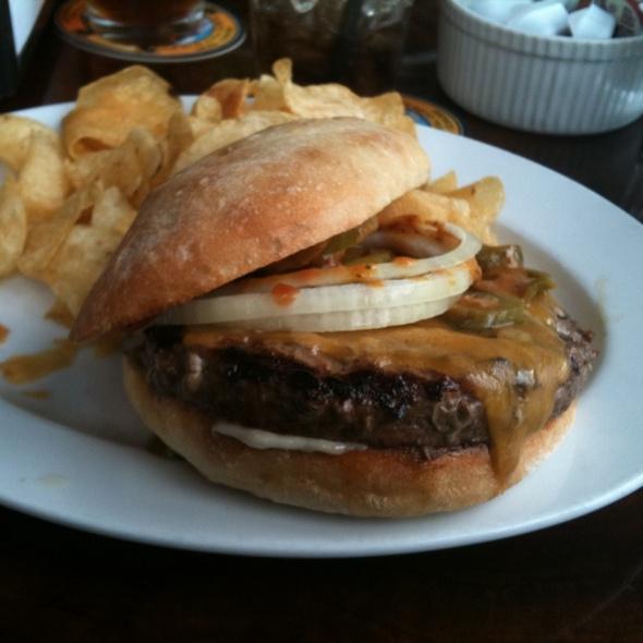 Wild Bill Burger @ Calamity Janes