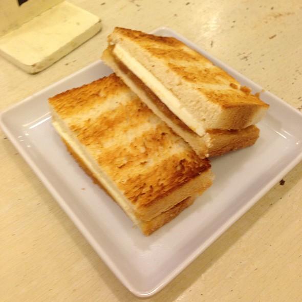 Kaya Toast @ Toast Box