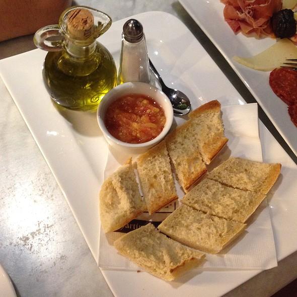 Bread And Salsas @ Barcino