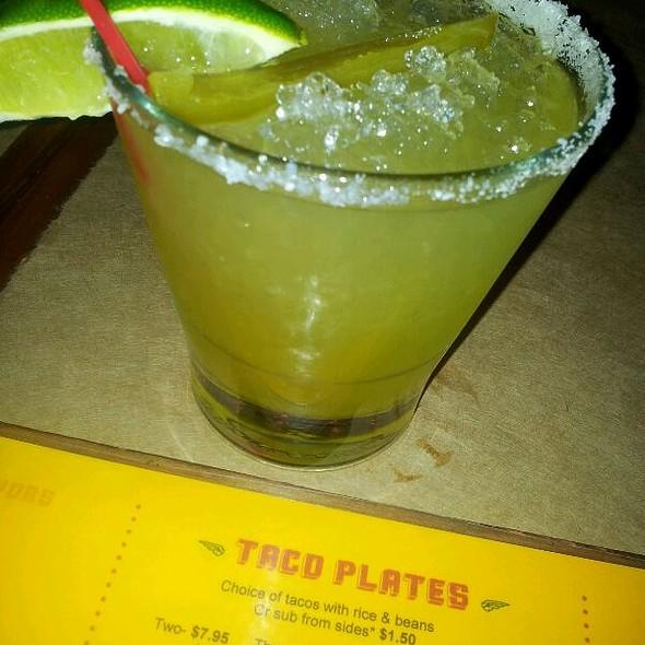 Jalapeno Margarita Special