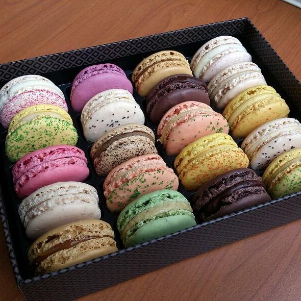 Macaron @ Michel Cluizel
