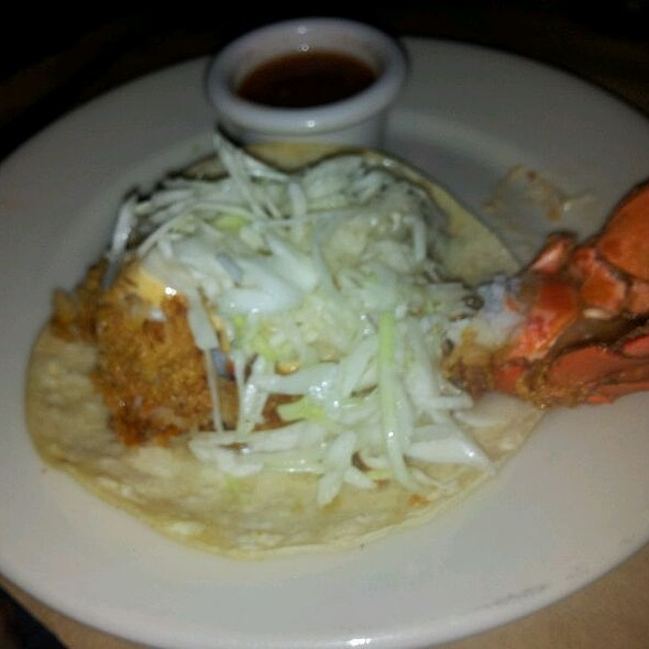 Lobster Tail Taco