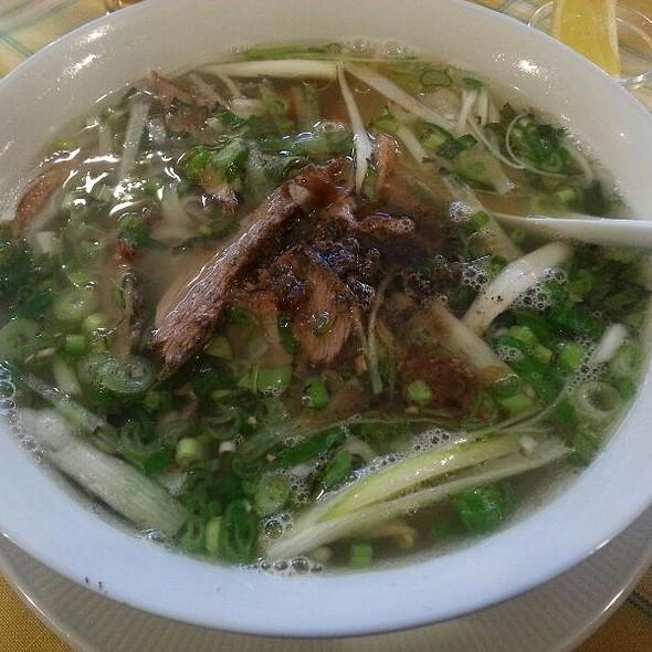 Pho Vịt @ Vietnam Pho Restaurant Lethuy