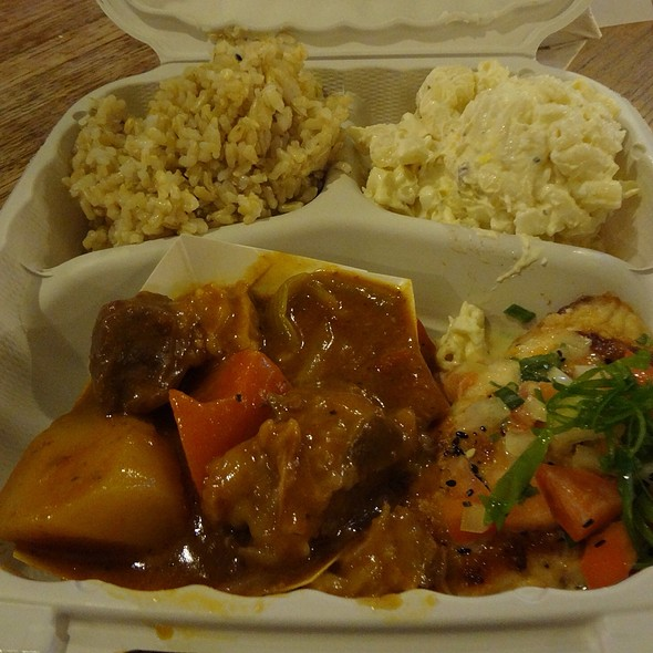 Kakaako Kitchen Menu - Honolulu, HI - Foodspotting