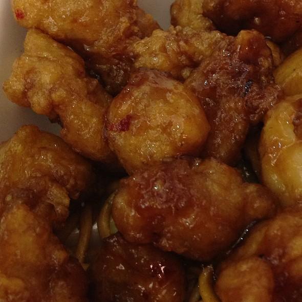 Orange Chicken @ Panda Express