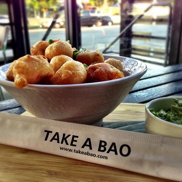Popcorn Tofu @ Take A Bao