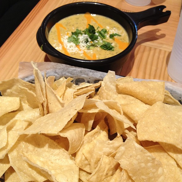 Green Chile Queso @ Torchy's Tacos - SMU